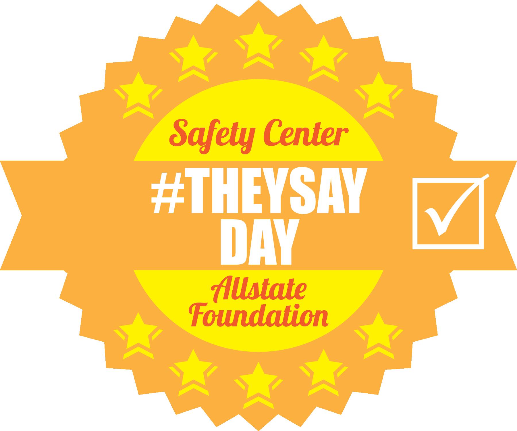 theysay badge_2016