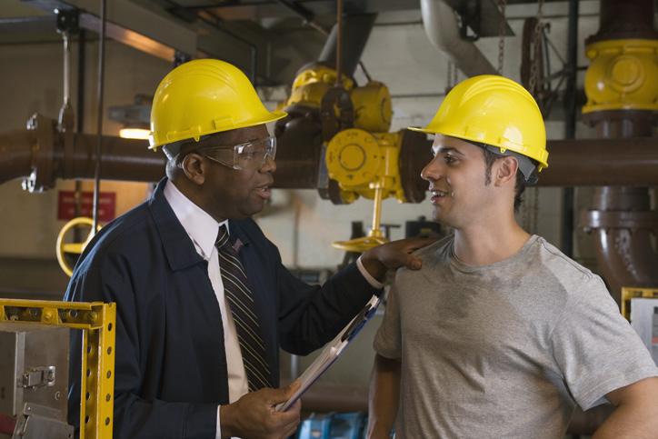 Employer Employee Interaction
