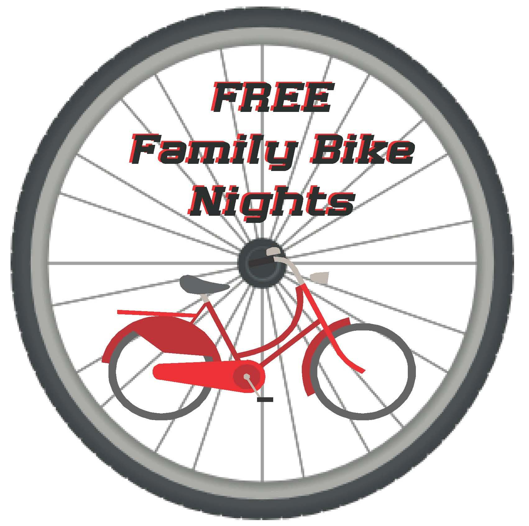 Family Bike Nights logo