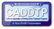 California Association of Drinking Driver Treatment Programs logo