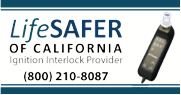 LifeSAFER of California logo