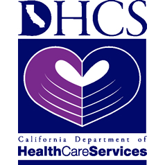 California Department of Health Care Services - DHCS logo